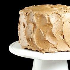 Chocolate Cake w/ Caramel