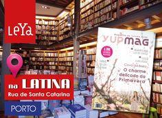 Estamos na Latina, a histórica livraria da Rua de Santa Catarina (Porto)