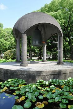 Peace Bell - Hiroshima, Japan