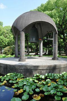 Peace Bell - Hiroshima, Japan