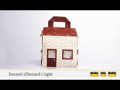 Video 18 - Vlieseline Decovil - YouTube Sewing Tutorials, Sewing Projects, Videos, Advent Calendar, Lunch Box, Holiday Decor, Diy Bags, Youtube, Creativity