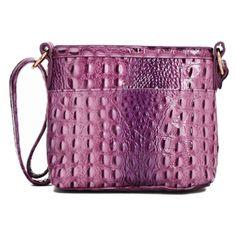 Italian Designed Cross Body Bags - $37.99. https://www.bellechic.com/deals/bd6acbf0ddc3/italian-designed-cross-body-bags