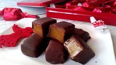 Diétás zselés szaloncukor házilag Krispie Treats, Rice Krispies, Cheesecake, Xmas, Christmas Stuff, Pudding, Sweets, Candy, Chocolate