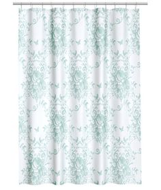 Shower curtain with a print | Product Detail | H&M
