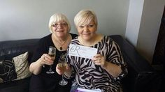 Alison & her lovely Mum Anne, winners of our Mother's Day Mum & Me competition 2014....Rx