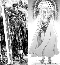[ Berserk ] My favorite of all time :)