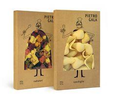 Pasta packaging :)