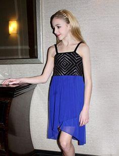 Sally Miller Diamond Girl Dress worn by Chloe from Dance Moms