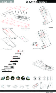 754 539 barcelona pavilion pinterest ber hmte architektur und architektur. Black Bedroom Furniture Sets. Home Design Ideas