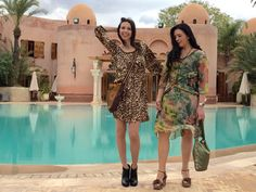 Lorena Baricalla, ambassadrice du label Sophie Rouault désigner de Créazen, présentent les tendances Printemps Eté 2015;