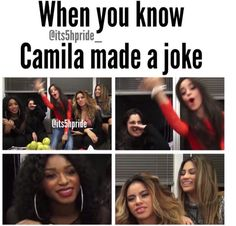 Fifth Harmony meme funny made by @its5hpride_ on Instagram