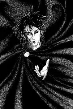 Prince of Stories, Dream Neil Gaiman, Comic Books Art, Comic Art, Morpheus Sandman, Death Sandman, Heroic Age, Death Art, Illustrations And Posters, Comic Covers