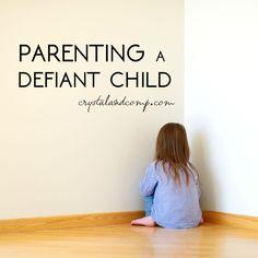 opvoeden van een uitdagend kind