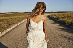 Grace loves lace-bohemian wedding dresses 2015