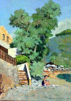 Claudio da Firenze - Enfola (Isola D'Elba)