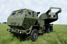 High Mobility Artillery Rocket System (HIMARS) · Lockheed Martin