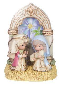 Holy Family Nativity, LED