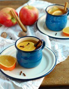 Citrus Spiced Apple Cider