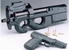 FN P90 & FN Five seveNFind our speedloader now!  http://www.amazon.com/shops/raeind