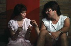 Molly Ringwald & John Hughes