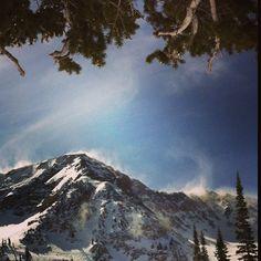 #utah #mountains #snowbird