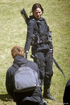 Pin for Later: The Hunger Games: Go Inside Mockingjay With the Best Set Pictures