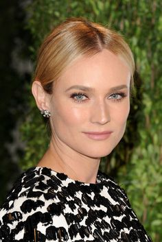 """""Las famosas mejor maquilladas de 2013 - Diane Kruger"
