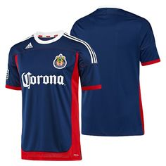 3a89bb310 adidas Chivas USA 2012 Away Jersey Mls Soccer