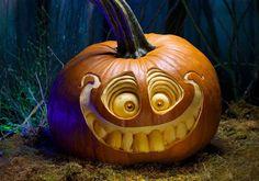 Halloween Pumpkins by Villafane Studios