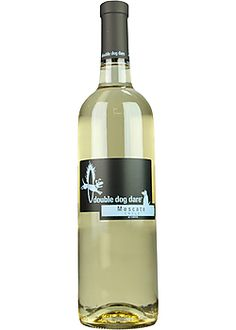 $3.99 Double Dog Dare moscato, 11.0% - Totally awesome, even/especially considering how cheap it is! I bought my bottles at Total Wine.