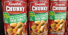 CAMPBELL TO REMOVE BPA CHEMICAL FROM CANNED FOODS BY 2017 Campbell acted within days of released report on BPA