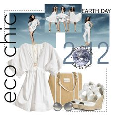eco chic, created by stacy-gustin on Polyvore