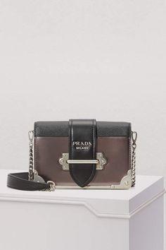 99a7db0fc963 Prada Cahier crossbody bag Prada Bag, Contemporary Fashion, Contemporary  Art, Italian Fashion,