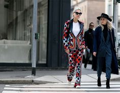 Destination Milano: Best of Street Style Looks From MFW #Milan #streetstyle #MFW #Fall2015