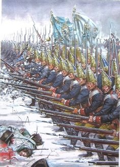 The battles of Kolin and Leuthen - two of Fredrick the Great's hardest-fought battles.