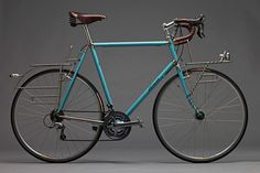 Stainless steel touring frame by horse cycles on Flickr.