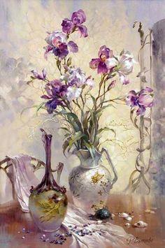 Vjugovey Rimma N. Russian artist