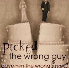 picked the wrong one & gave them the wrong finger HAHA! Breakup Party, Divorce Party, Divorce Cakes, Divorce Humor, Divorce Quotes, Divorce Funny, Getting Divorced, Ex Husbands, Cheating Husbands