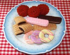 Para hacer punto y Crochet patrón para una selección de