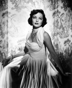 ClassicForever: Lovely Lady of the Week: Gene Tierney