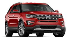 2016 Ford Explorer Limited Price UAE