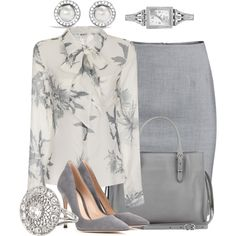 Untitled #851 by jeanne-lemaire-romero on Polyvore featuring polyvore fashion style Whit H&M Gianvito Rossi Balenciaga David Yurman GUESS