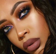 Some Tips, Tricks, And Techniques For Your Perfect makeup tutorial Makeup Trends, Makeup Tips, Beauty Makeup, Eye Makeup, Makeup Ideas, Makeup Art, Makeup Products, Makeup Brushes, Hair Makeup