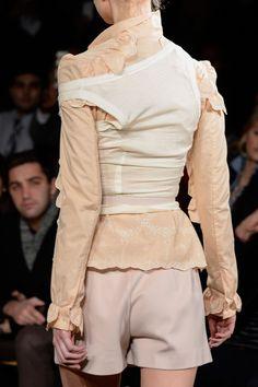 Alexandre Herchcovitch at New York Fashion Week Fall 2014 - StyleBistro