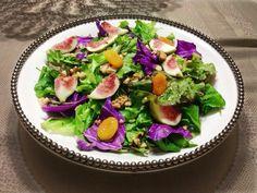 salada de natal natural vibe