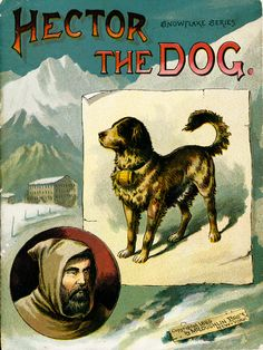 Hector the Dog by McLoughlin Bros. New York 1889