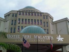 Lawas Hotel Seri Malaysia Lawas Malaysia, Asia Hotel Seri Malaysia Lawas is a popular choice amongst travelers in Lawas, whether exploring or just passing through. The hotel has everything you need for a comfortable stay. All the necessary facilities, including free Wi-Fi in all rooms, 24-hour security, convenience store, daily housekeeping, fax machine, are at hand. Each guestroom is elegantly furnished and equipped with handy amenities. The hotel's peaceful atmosphere extend...