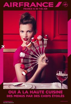 Air France Campaign by the agency BETC and photographer Sofia & Mauro