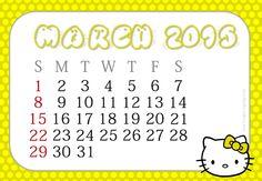 May 2015 Calendar March 2015 Calendar, 2015 Calendar Printable, November 2015, Creative Calendar, Blog Planner, 2015 Planner, Vintage Jewelry Crafts, Day Planners, Blogger Tips