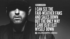 Let Me Down, Let It Be, Best Rapper, Save My Life, The Only Way, Eminem, The Man, I Can, All About Time